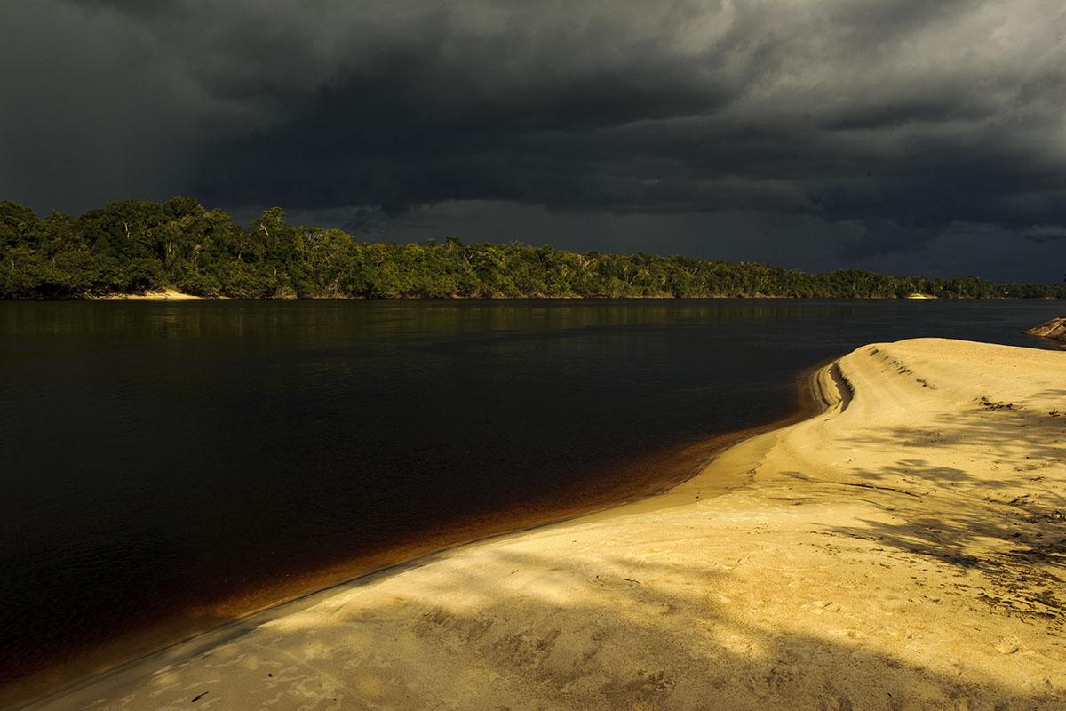 <p><strong>Rio Negro</strong> Venezuela</p>